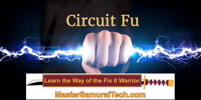 Circuit Fu taught at the Master Samurai Tech Academy