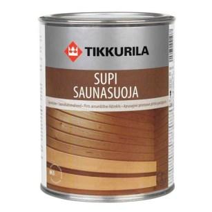 Пропитка для дерева для бани supi-saunasuoya