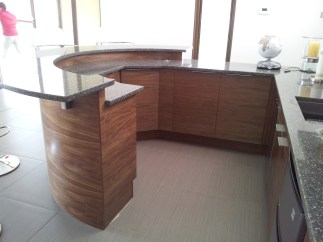 Walnut Guest Kitchen