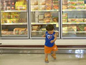 Discovering Faith…On Aisle #7