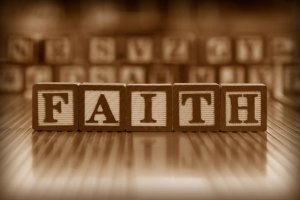 Faith Is…