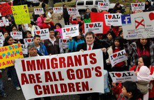 Why Immigration Matters to Me…And to God (A Guest Post from Rev. Stacey Harwell)