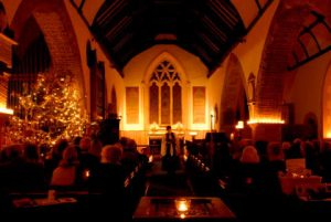 Where Does the Church Fit at Christmas?