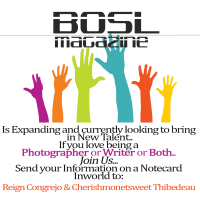 JOIN US.. LOOKING FOR PHOTOGRAPHERS & WRITERS...NOW!