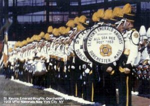 1959 St. Kevin's Emerald Knights, Dorchester, MA