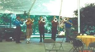 Cardinals Baritone Quartet