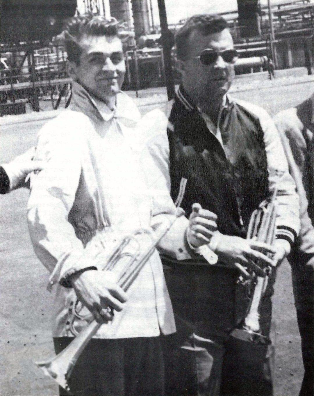 Al Saia and Jack Whelan