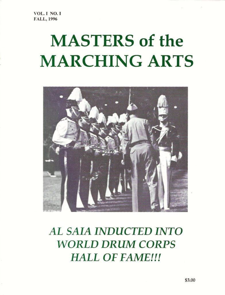 Maters of The Marching Arts - Volume One