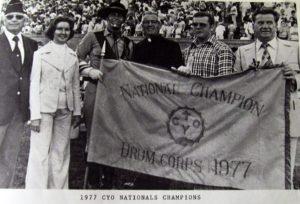 1977 27th Lancers at CYO Nationals