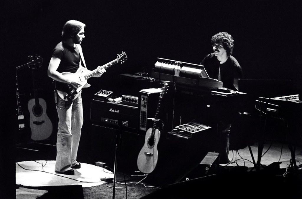 Al Di Meola and Chick Corea, 1976
