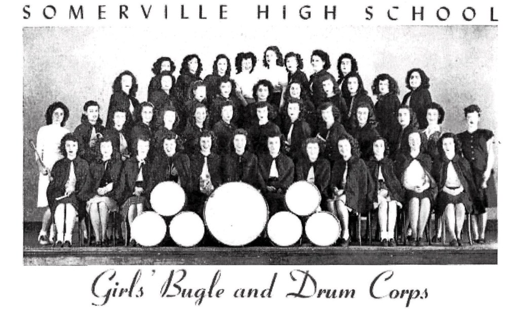 Somerville High School Girls' Bugle and Drum Corps