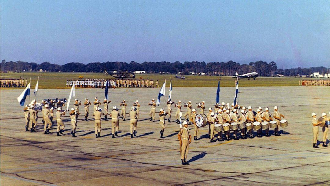 Keesler AFB Blue Knights, 1970