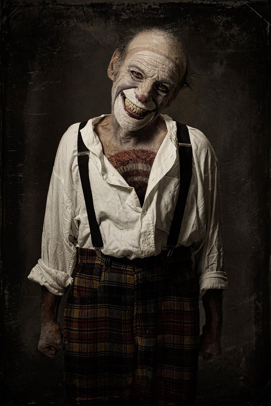 Clownville, Eolo Perfido