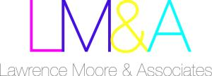 LM&A Business Card logo
