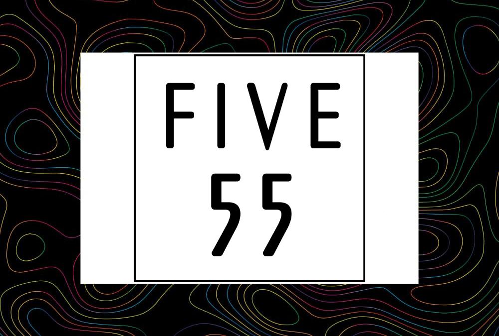 The Atlantic & FIVE 55