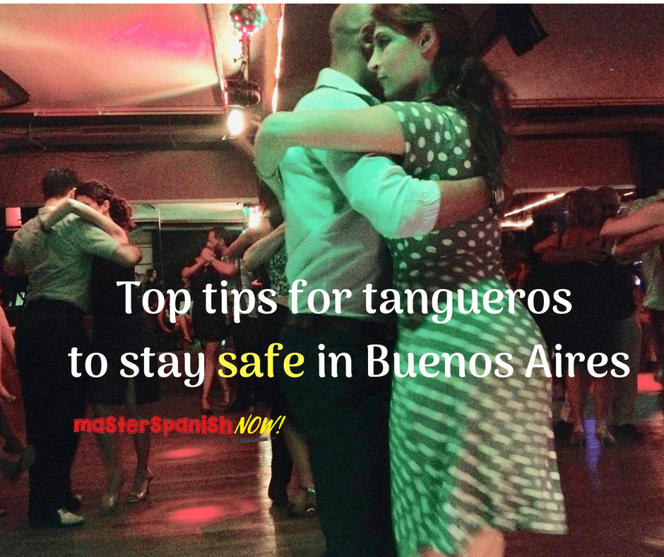 Stay safe in Buenos Aires