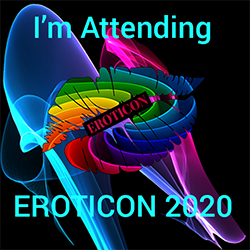 Eroticon 2020 badge