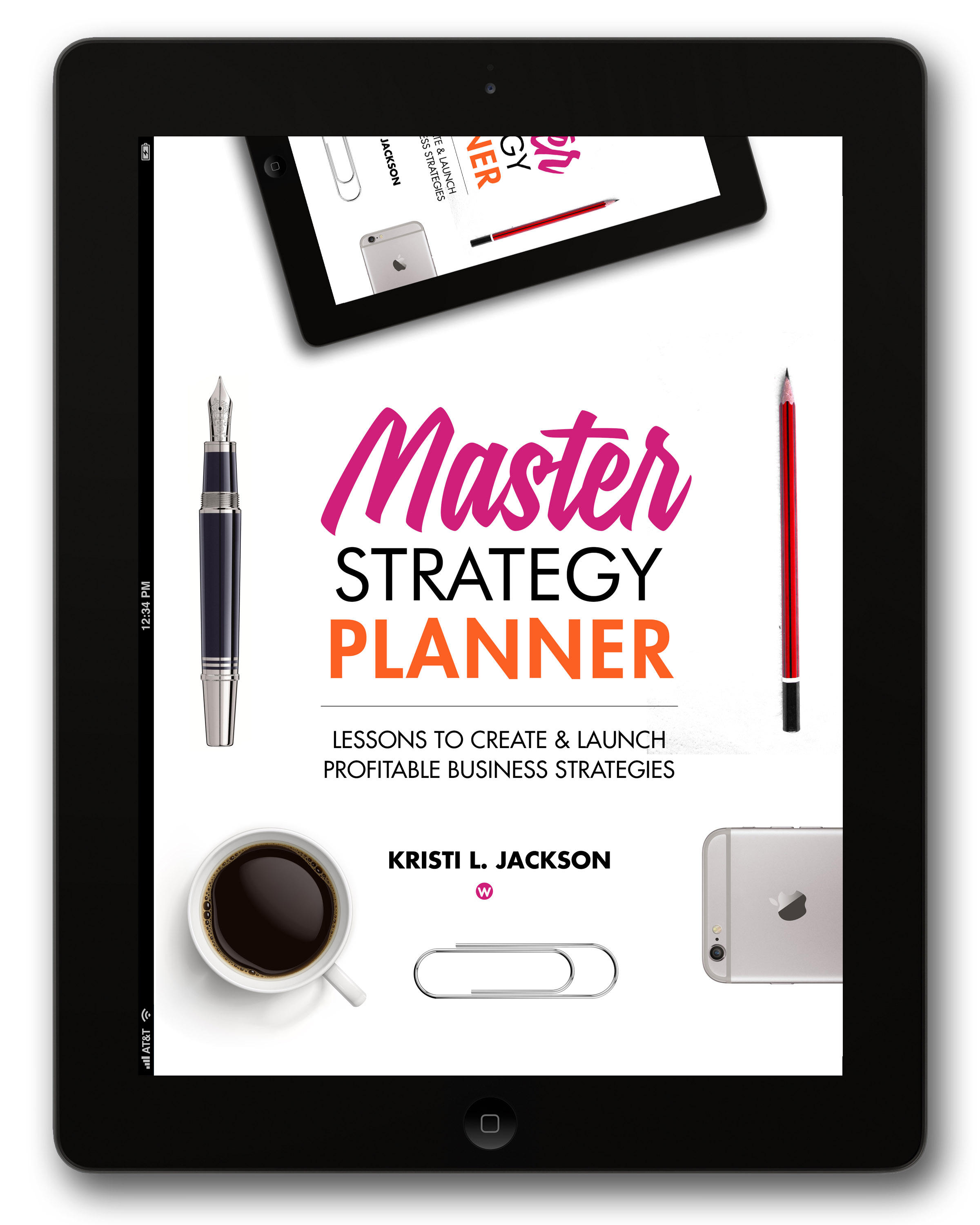 Master Strategy Planner Women Ceo Project