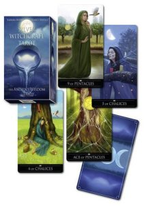Silver Witchcraft Tarot: The Ancient Wisdom of Tarot, 78 Full Colour Tarot Cards and Instruction Booklet