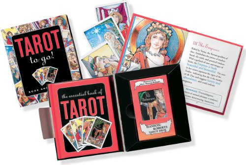Tarot To Go! (Activity Kit): Book and Card Set (Petites Plus) (Charming Petites)