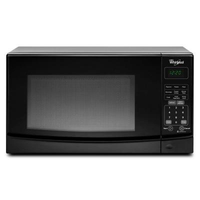 whirlpool 0 7 cu ft countertop microwave oven more colors
