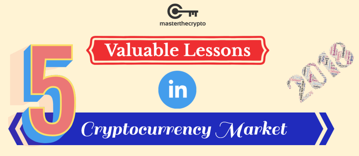 5 Valuable Lessons From The Cryptocurrency Market in 2018, Cryptocurrency Market, Cryptocurrency Market in 2018, 5 Valuable Lessons From The Cryptocurrency Market, Lessons From The Cryptocurrency Market