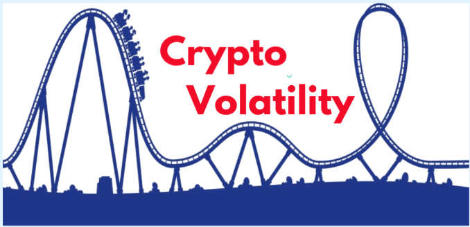 Crypto volatility, cryptocurrency volatility, volatility, why volatility is important, crypto market volatility