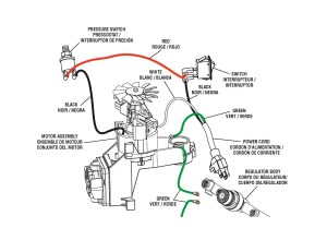 RIDGID OF35200VP Wiring Diagram  Master Tool Repair