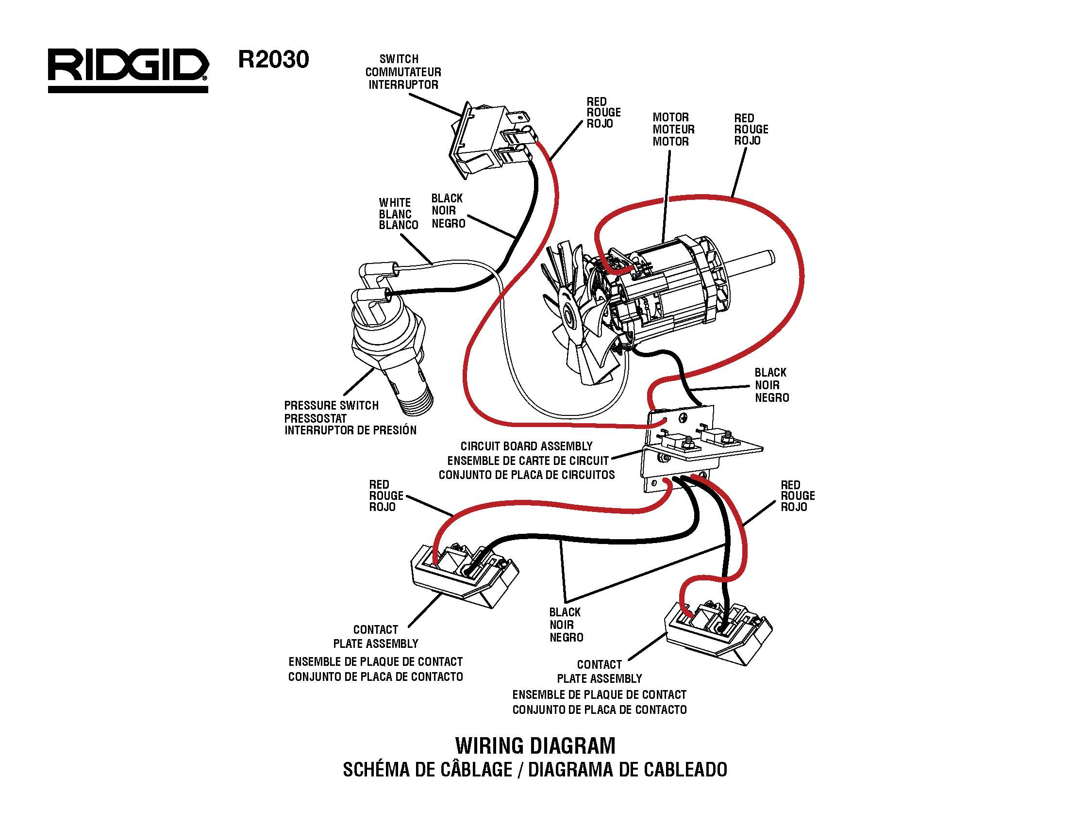 Wrg Ridgid Switch Wiring Diagram