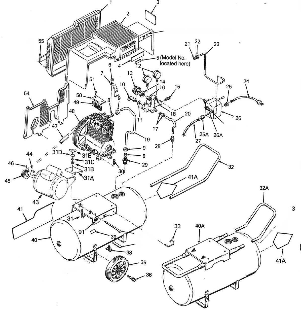 Husky 17 350 parts diagram wiring diagram
