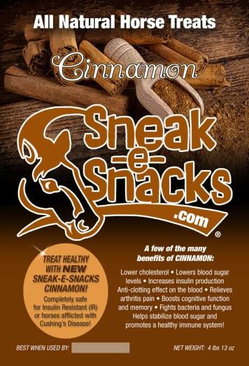 Sneak-e-Snacks Cinnamon
