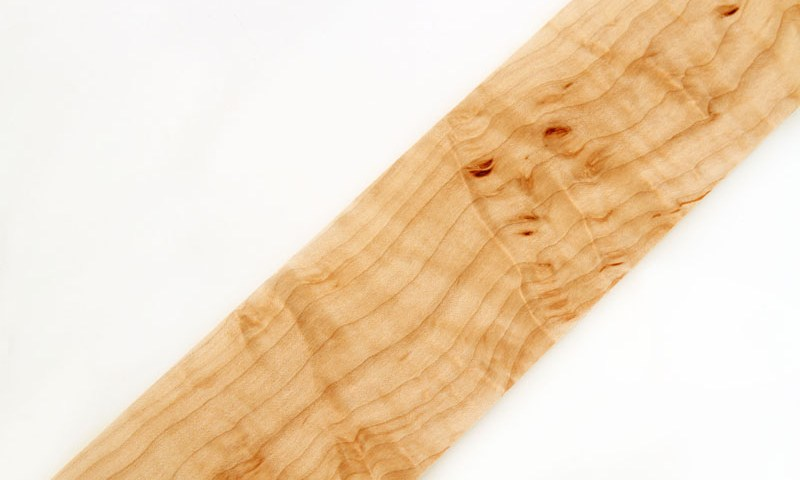 Exotic Curly Maple