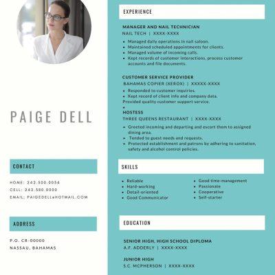 ResumeSamPage