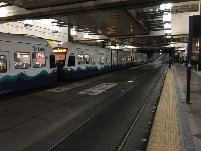 get around Seattle for cheap, seattle metro train