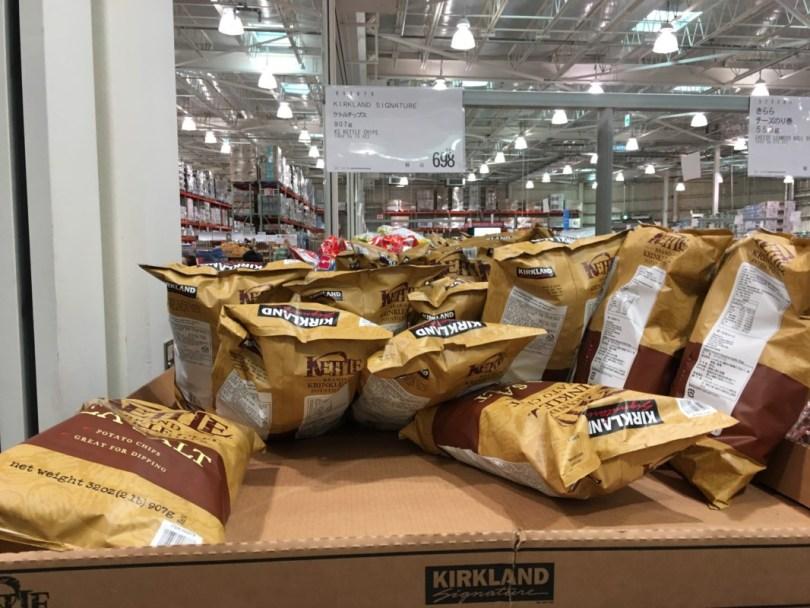 Costco Potato Chips
