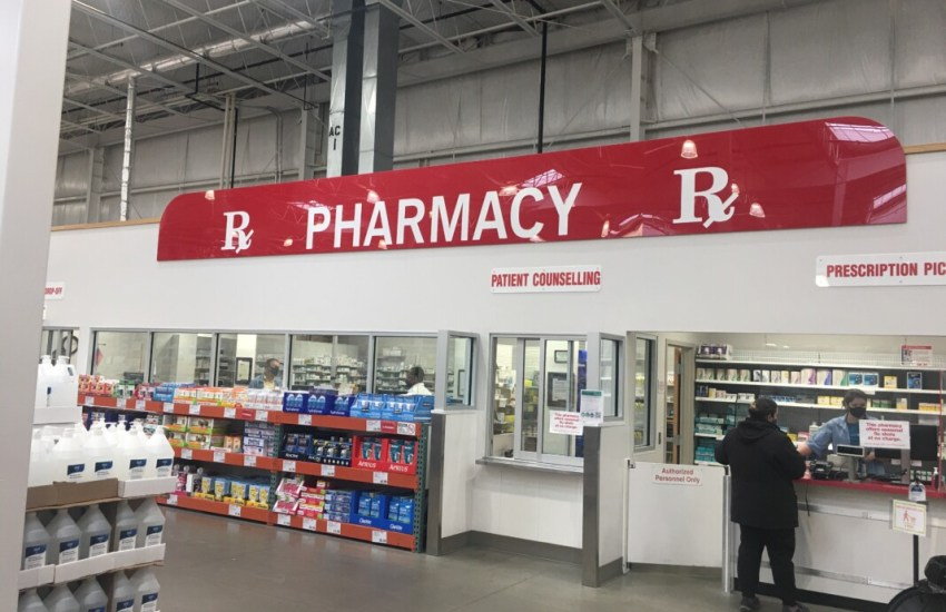 Costco Pharmacy Flu Shot