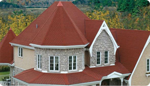 Виды конструкций шатровых крыш