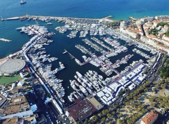 yachting maintenance boat cannes show
