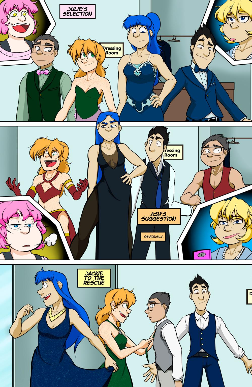 Ash Likes Cosplay