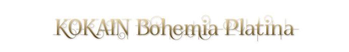 KOKAIN Bohemia Platina