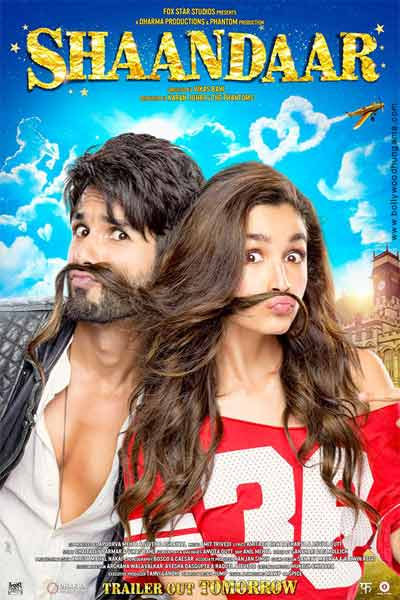 Shahid kapoor and alia butt romantic movie