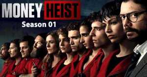 Read more about the article Money Heist (Hindi) – Season 01 – Complete