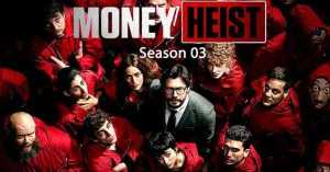 Read more about the article Money Heist (Hindi) – Season 03 – Complete