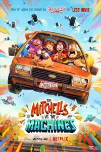 Read more about the article The Mitchells vs The Machines (2021) Hindi Dubbed