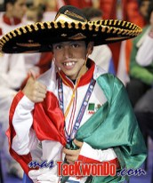 Carlos Navarro Valdez - Taekwondo Mexico_250