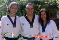 24_Edna Diaz (MEX), Filip Grgic (CRO) y Danielle Pelham (USA)