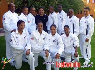 Taekwondo_Republica-Dominicana_EQUIPO