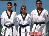 Atletas del Club Koryo Atacama, Región de Atacama.