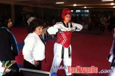 Patricia Figueroa, 1er lugar 67 kilos