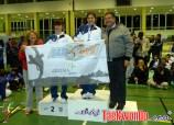 podium cadete femenino +55kg